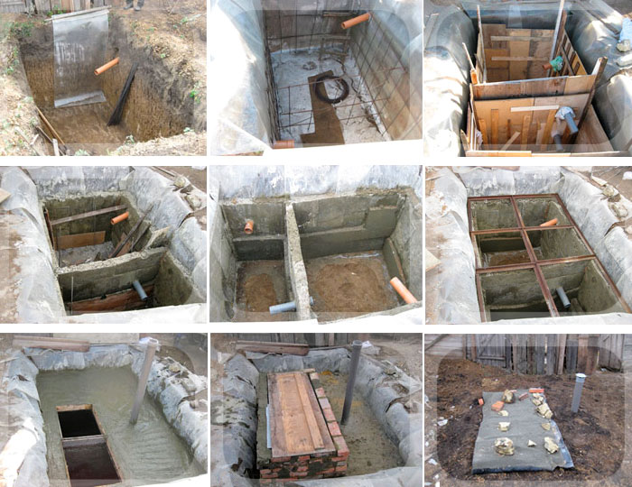Как сделать канализацию в сарае